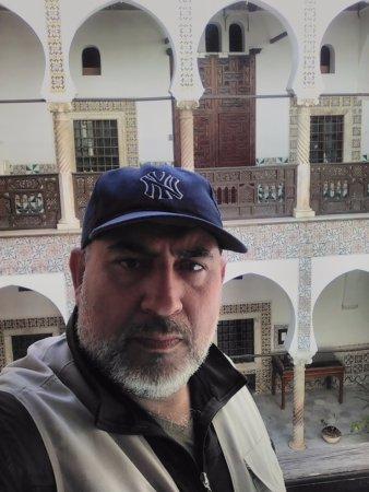 Algiers, Algeriet: Mustafa Basha Palace Kasbah