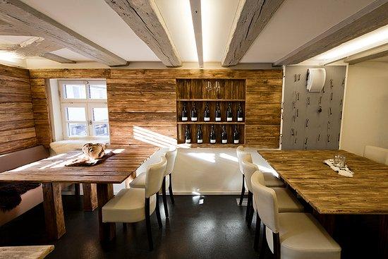 Boutique Hotel Pfauen: Unser Nebenraum, ideal für besondere Anläße, Tagungen oder Meetings