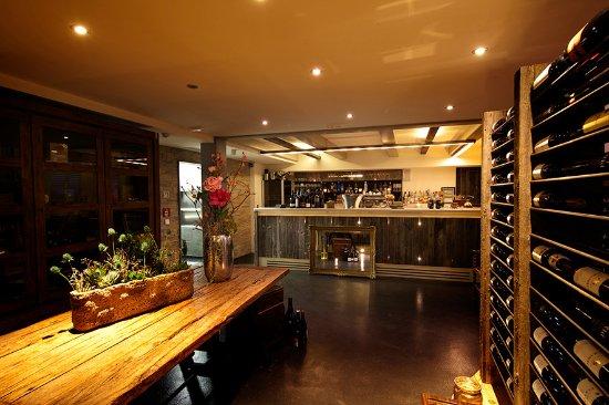 Boutique Hotel Pfauen: Unser EG und Frühstücksraum. Der passende Ort falls man für sich sein will :)