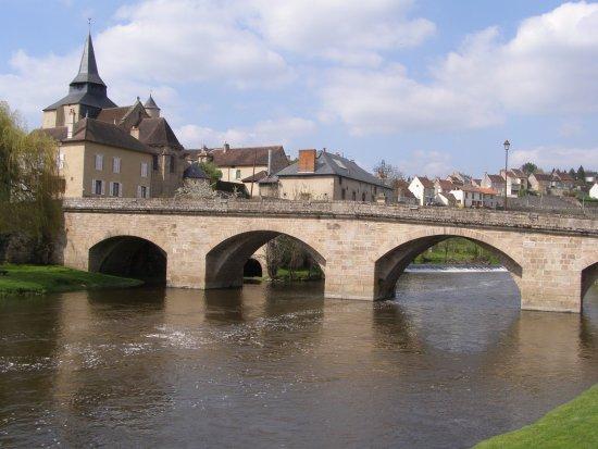 La Creuse à La Celle Dunoise