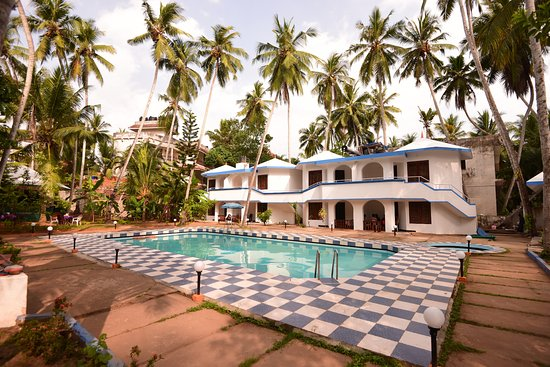 Good Hotels In Kovalam Beach