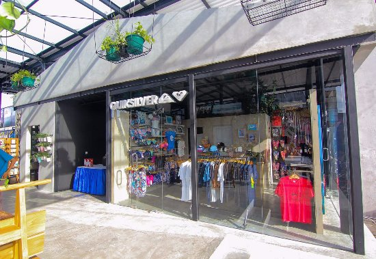 Quiksilver shop - Picture of Flow House Bali, Kuta - TripAdvisor