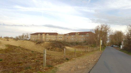 Domein westhoek hotel koksijde belgique voir les for Piscine koksijde
