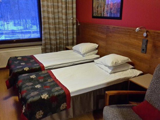 BEST WESTERN PLUS Hotel Haaga: Betten