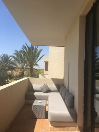 Sirayane Boutique Hotel & Spa: Balcon