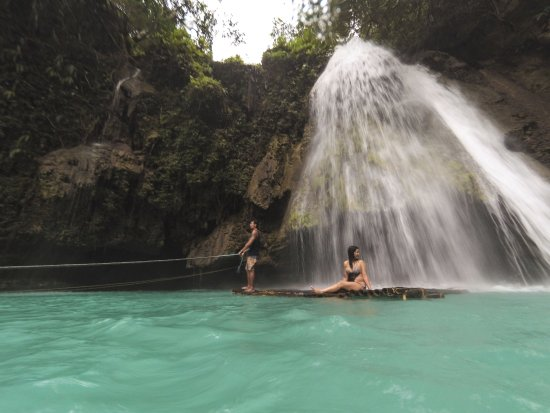 Sampaguita Resort: Kawasan waterfall