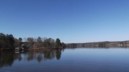 Winnsboro, SC: Calm day on the water