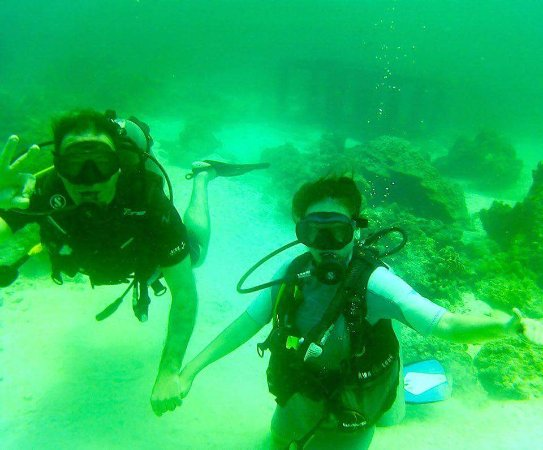 Infinity Ocean Diving - Private Diving: received_10210221072215930_large.jpg