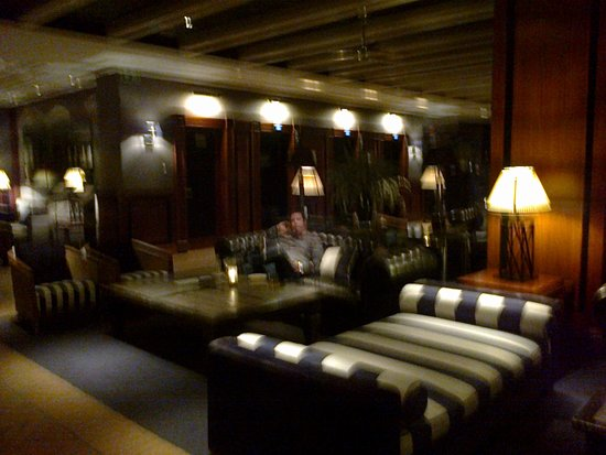 Hotel 1898: Malheureusement flou... Etait-ce le nombre d'apéro du soir ?