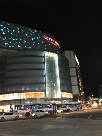 Lotte Department Store Busan Main
