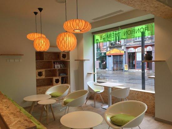 Ronron Cafe: Ronron Café