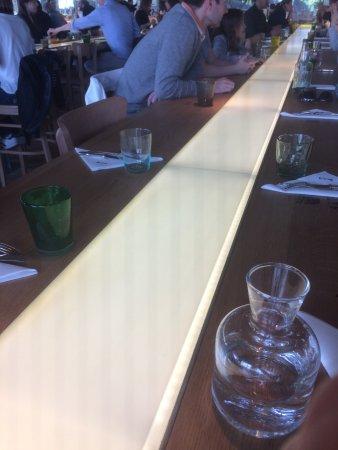 Photo of Restaurant ZA Paris at Rue Berger, Paris 75001, France