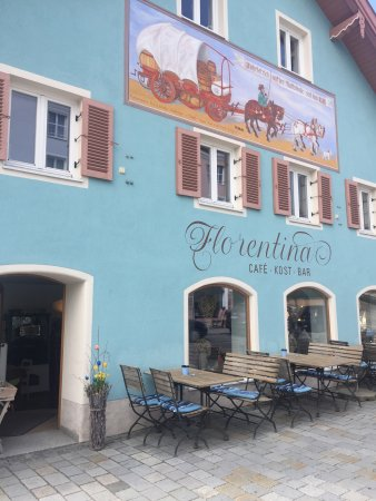Mal wieder die Seele baumeln lassen - Café Florentina 406de15f052