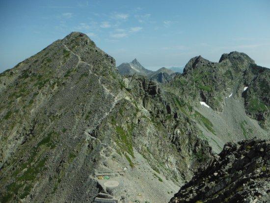 Mt. Karasawa