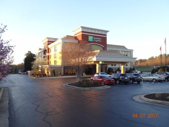 Holiday Inn Express Burlington: Holiday Inn Express, Burlington, NC