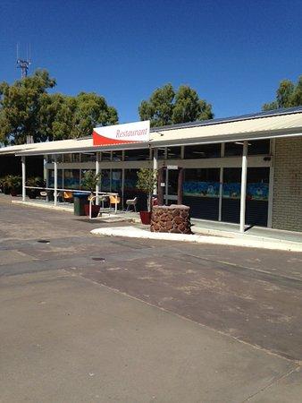 Dandaragan, Australia: Front of restaurant