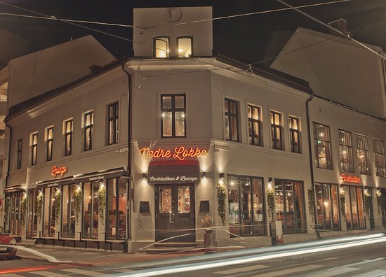 Nedre Lokka Cocktailbar & Lounge