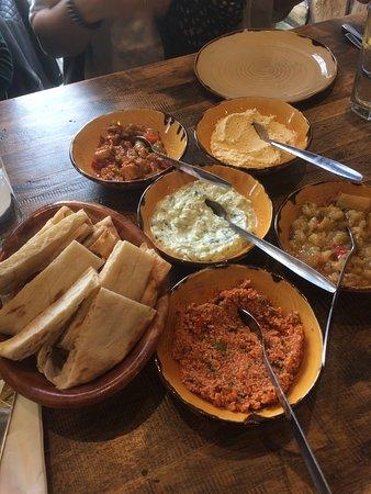 Upper Street Islington Turkish Restaurant