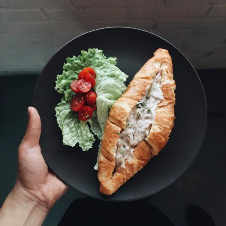Nilai, Malaysia: Tuna croissant