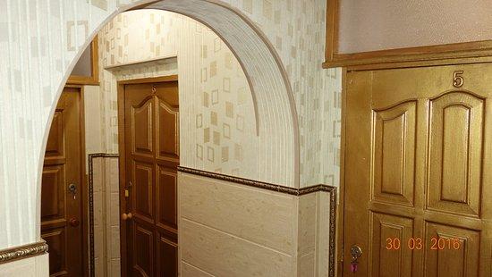 комфорт 2х с балконом – Bild från Maisky Hotel, Adler - Tripadvisor
