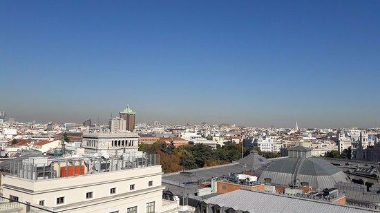Vistas Terraza Fotografía De Casa Suecia Madrid Tripadvisor