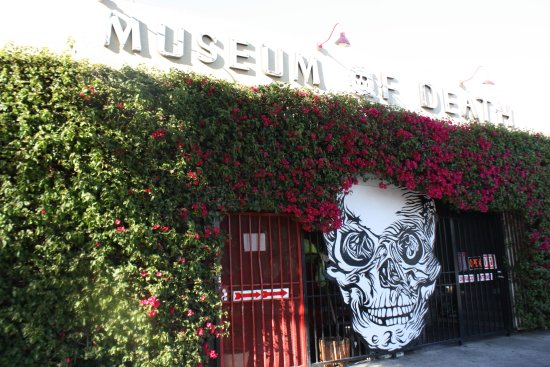 Photo of Tourist Attraction Museum of Death at 6031 Hollywood Blvd., Los Angeles, CA 90028, United States