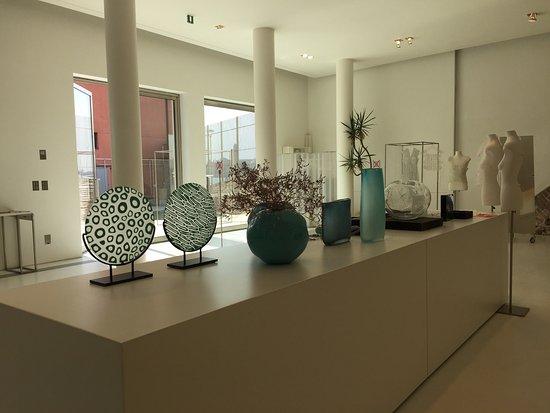 Marina e Susanna Sent: moderne Glaskunst