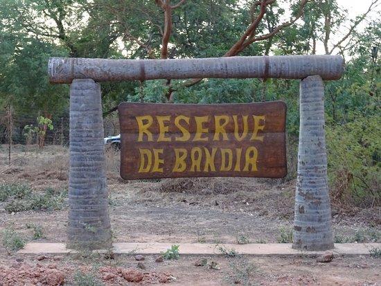 La Petite Cote, Senegal: Entrée du campement
