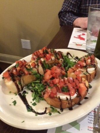 Whitehouse Station, NJ: Bruschetta