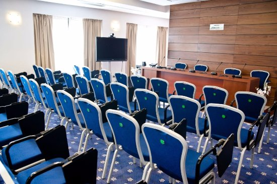 Sala conferinta Conference room Picture of Beyfin, Cluj