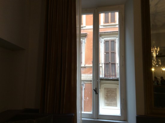 Residenza Ki Rome : View from window.