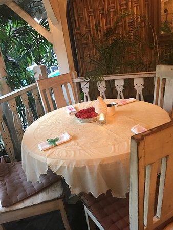 Last dinner here