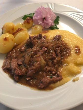 อาบาโน แตร์เม, อิตาลี: Хороший ресторан, не навязчивый персонал. Каждый найдёт в нем своё блюдо.