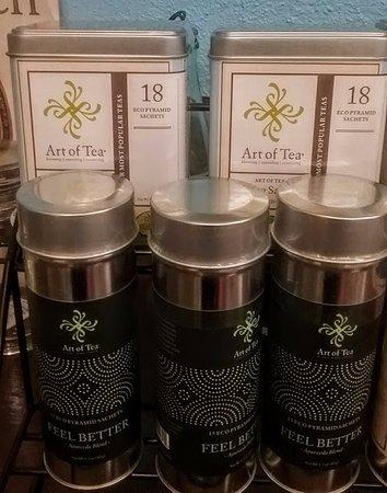 Monticello, FL: Now selling Organic Gourmet Tea