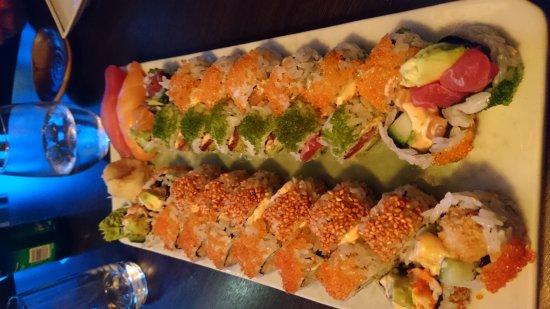 sushi i horsens