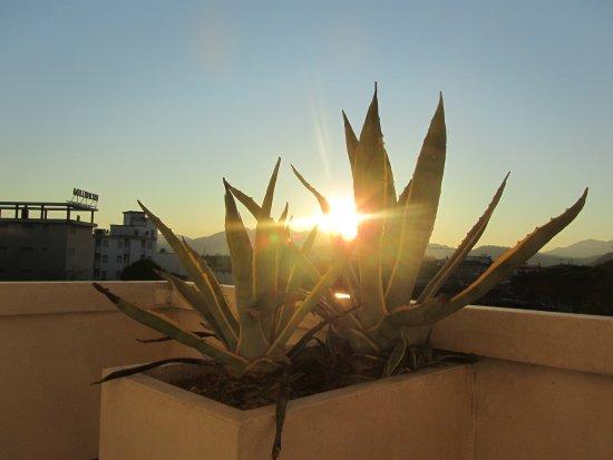 Hotel Terme Tritone Thermae & Spa: tramonto
