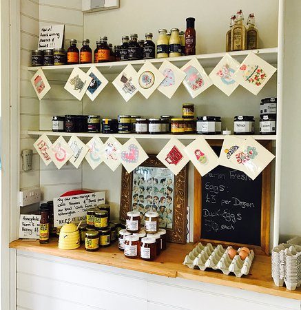 Honeydale Farm Shop and Tea Room