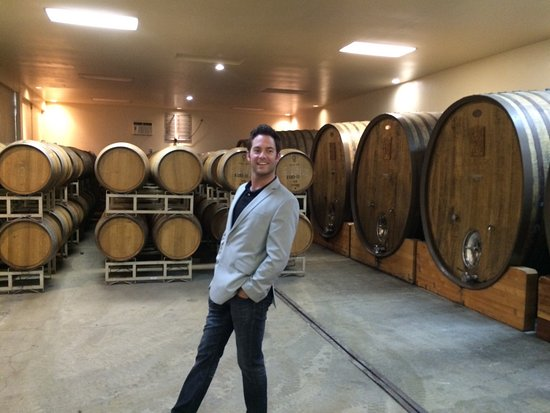 Philo, Californië: This is an amazing collection of barrels
