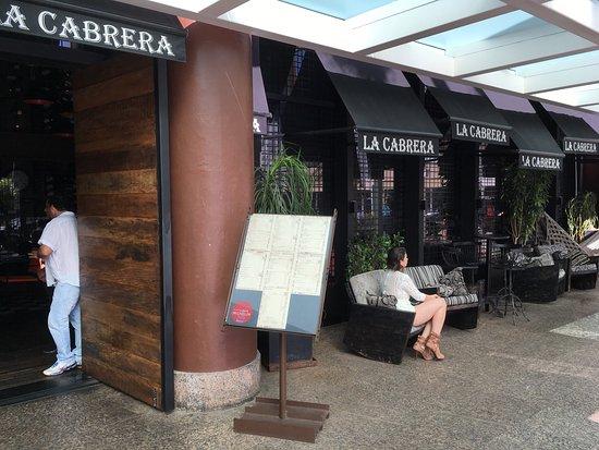La Cabrera: La Cabreira - Barra: Um lugar bem pensado, estiloso e aconchegante ao mesmo tempo. Boa comida co
