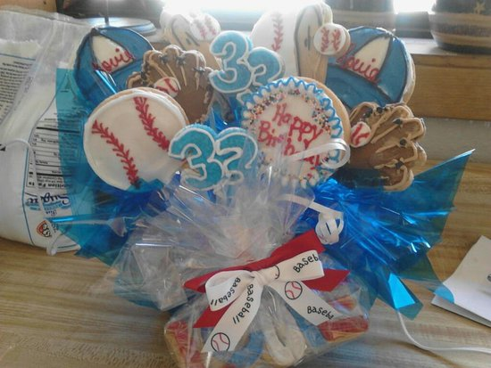 Cloudcroft, NM: Special Birthday Cookies