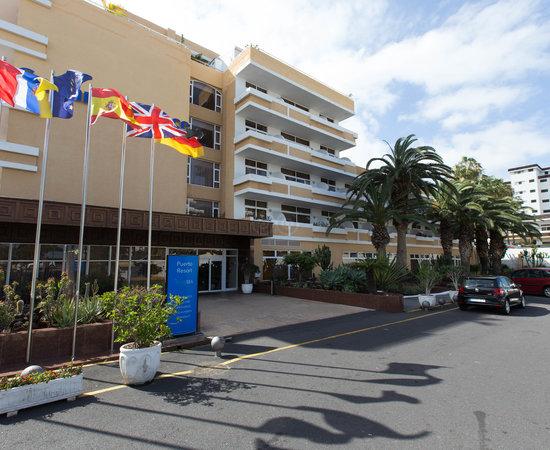 Hotasa puerto resort bonanza palace puerto de la cruz espa a opiniones y comparaci n de - Hotel canarife palace puerto de la cruz ...