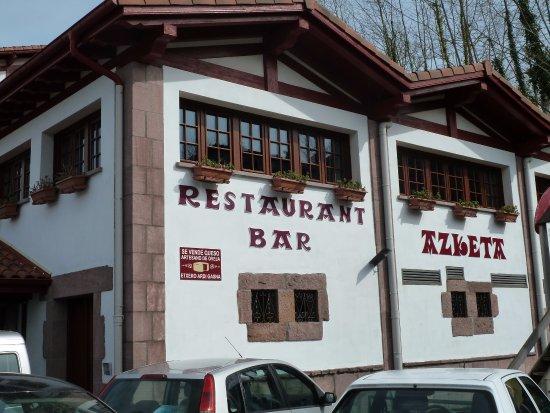 Resultado de imagen de restaurante de zugarramurdi
