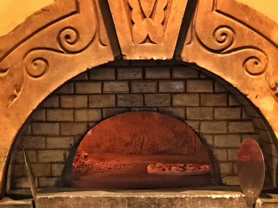 Philo, Californië: The oven where creations are perfected