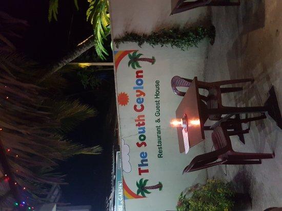 The South Ceylon Restaurant: 20170402_192841_large.jpg