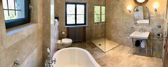 salle de bain chambre \