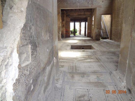 House of Paquius Proculus