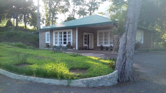 View of the bungalowcottage with two rooms with batch attached