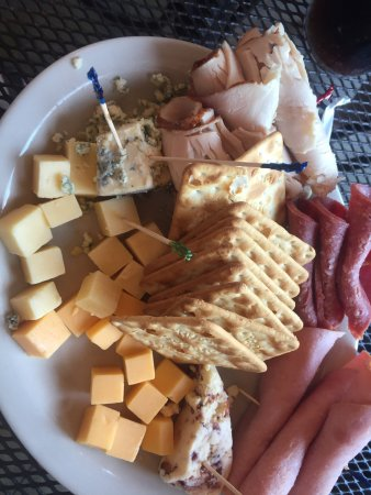 The Ice House Pub Meat and cheese plate & Meat and cheese plate - Picture of The Ice House Pub Punta Gorda ...