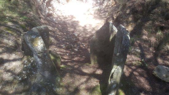 Dosrius, Espagne : Cova sepulcral Costa de Can Martorell
