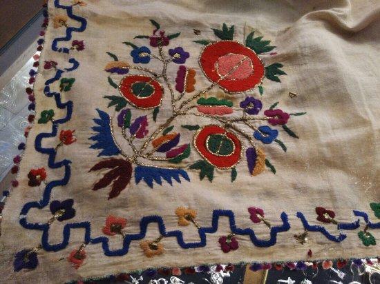 Turkish Handmade Embroidery Picture Of Art Jophiel Adana